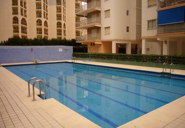 Apartamento en Cullera - MANDARINA, C-9º-41 PK 41